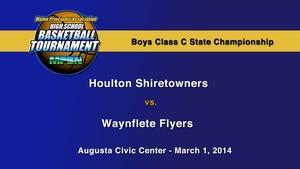 Houlton vs. Waynflete Boys C State Championship
