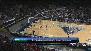Gray-NG vs Houlton Girls Class B State Final 02/26/2016