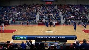 Easton vs Valley Boys Class D State Final 02/27/16