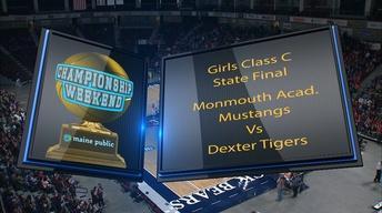 Monmouth vs Dexter Girls Class C State Final