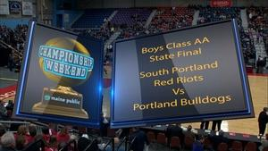 Portland vs. So. Portland Boys Class AA State Final