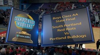 Portland vs. So. Portland Boys Class AA State Final
