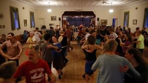 Contra Dancing in Maine