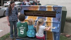 Bangor Piano Project