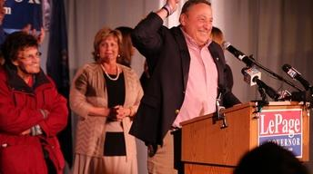 Governor Paul LePage 2014 Re-election Victory Speech