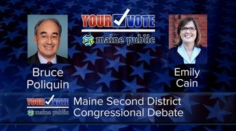 2nd Congressional District Debate, October 17, 2016