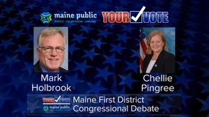 1st Congressional District Debate, October 18, 2016