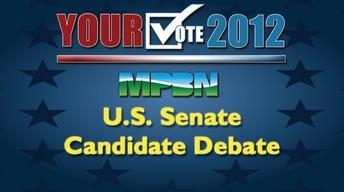 US Senate Debate, November 1, 2012