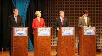Gubernatorial Candidate Debate