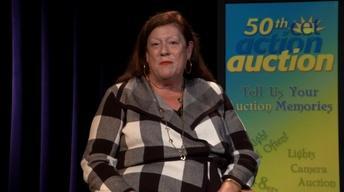 CET Auction Stories: Linda Brink
