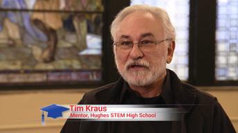 American Graduate Champions - Tim Kraus