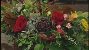 Amy's Table - Celebrate with Robin Wood Flowers