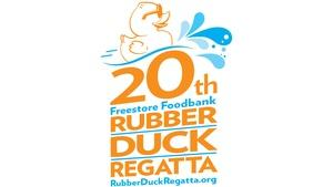 Freestore Foodbank's Rubber Duck Regatta
