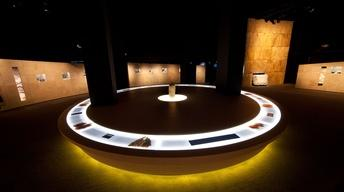 Dead Sea Scrolls: Life and Faith in Ancient Times Exhibit at