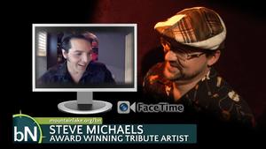 Tribute Artist Steve Michaels on Passion For Elvis - Part 1