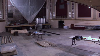 Strand Theater restoration in Plattsburgh nearly complete