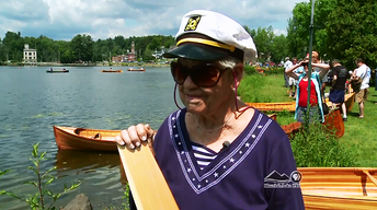 50th Annual Willard Hanmer Guideboat Races
