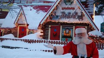People Near Here: Santa's Workshop
