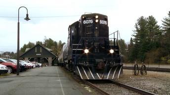 Adirondack Railroads: Big & Little