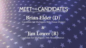 Meet the Candidates:Elder and Lower