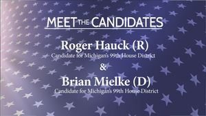 Meet the Candidates: Roger Hauck and Brian Mielke