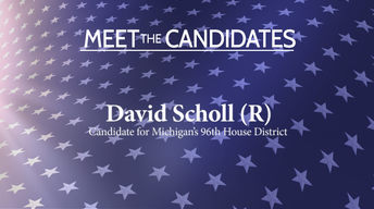 Meet the Candidates: David Scholl