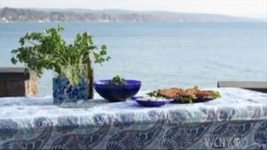 Lebanese Lentils, Lemons, & Labana