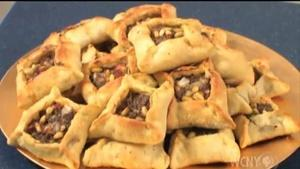 Middle Eastern Meat Pies