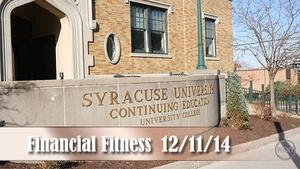 Financial Fitness 12/11/14