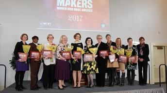WCNY's Makers Awards 2017