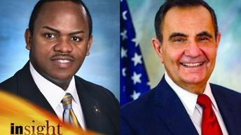 Alfonso Davis &  Joe Nicolette for Mayor!