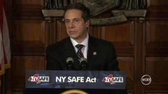 161: NY Safe Act and Mental Health