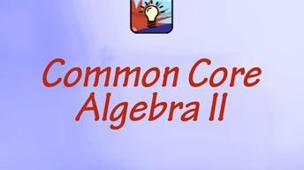 Regents Review 2.0 CC Algebra 2