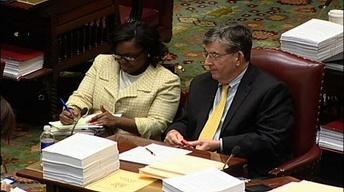 08-07-12: Senate Dem vs. Dems.