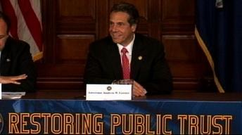06-11-13: Governor Pitches Campaign Finance Reform