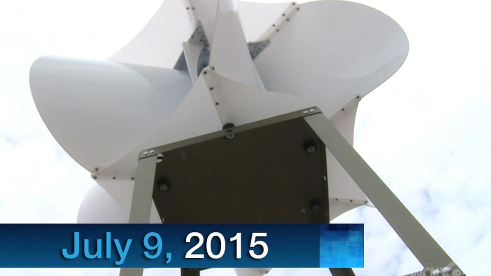 WCNY SciTech Now 7/9/15 image