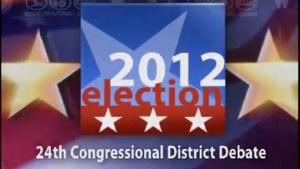 NYS 24th Congressional Debate 10/24/12