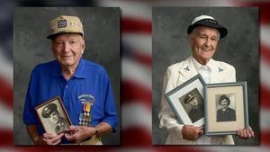 War Veterans Portrait Project; WCVE at 50 (#2402)