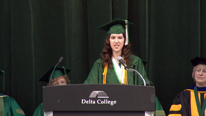 Commencements; Dr. Reva Curry; Astronaut Dr. Drew Feustel