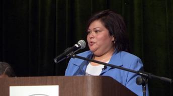 Spirit of MLK Award; Dr. Nancy Vader-McCormick