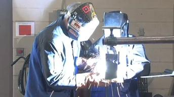 Welding, Humanities Division