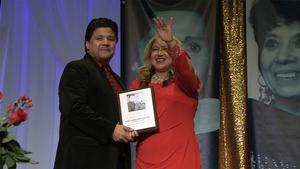 Terry Beltran, Ballet Folklorico, Adelante Awards