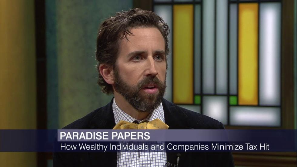 Paradise Papers Offer Insight into Tax Strategies image