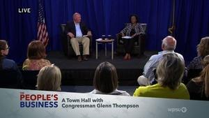 Town Hall with Congressman Glenn Thompson