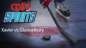 Boys Hockey Xavier v Glastonbury (02/06/16)