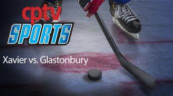 Boys Hockey Xavier v Glastonbury (02/06/16)