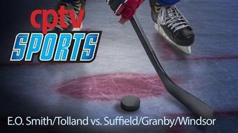 Boys Hockey E.O. Smith v Suffield (01/27/16)