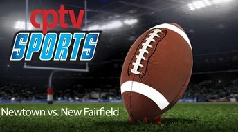 Boys Football Newtown v New Fairfield (11/13/15)