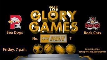 Glory Games No. 7 (07/22/16)