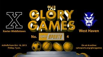 Glory Games No. 4 (08/12/16)